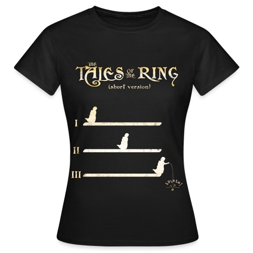 The Tales of the Ring - Women's T-Shirt
