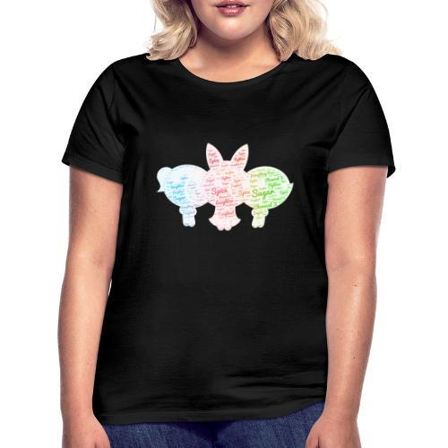 Perfect little girl - Women's T-Shirt