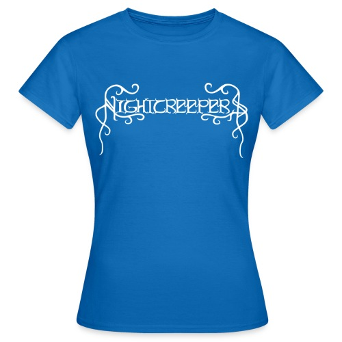 NC Logo white - Women's T-Shirt