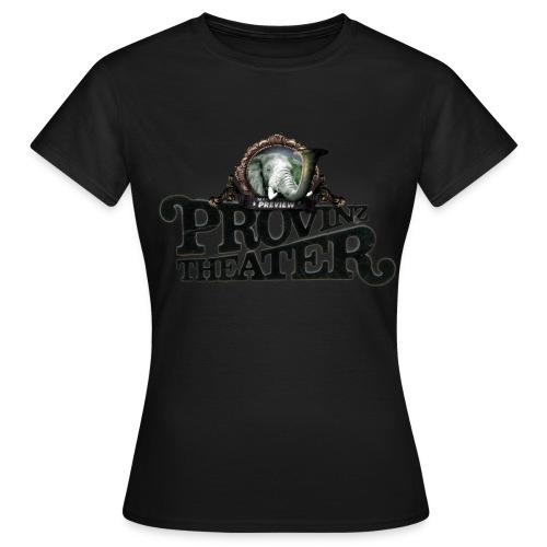 provinztheater - Frauen T-Shirt
