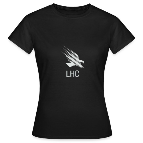 LHC Light logo - Women's T-Shirt