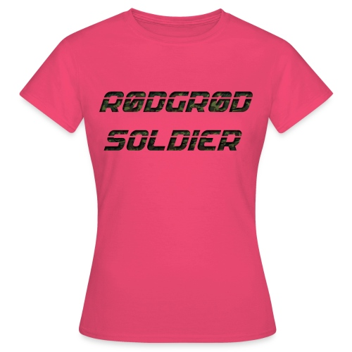 soldier png - Dame-T-shirt