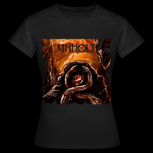 gracefallen two-sided - Women's T-Shirt