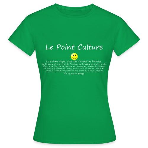 07 Humour gif - T-shirt Femme