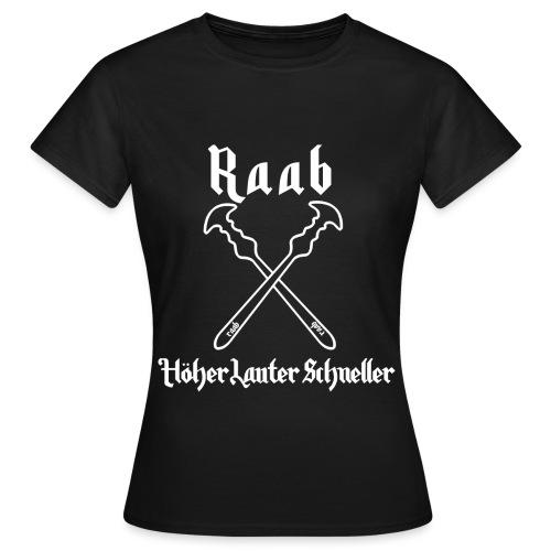 raab-final-white-4000 - Women's T-Shirt