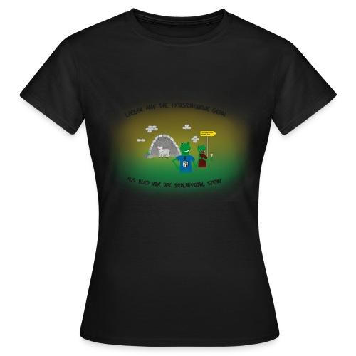 png - Frauen T-Shirt