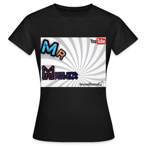 MrMizler - Women's T-Shirt
