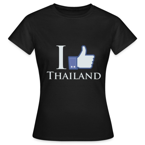 I Like Thailand - Women's T-Shirt