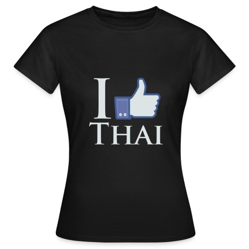 I-Like-Thai-B - Women's T-Shirt