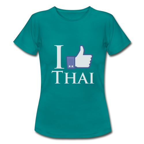 I-Like-Thai-B - Frauen T-Shirt