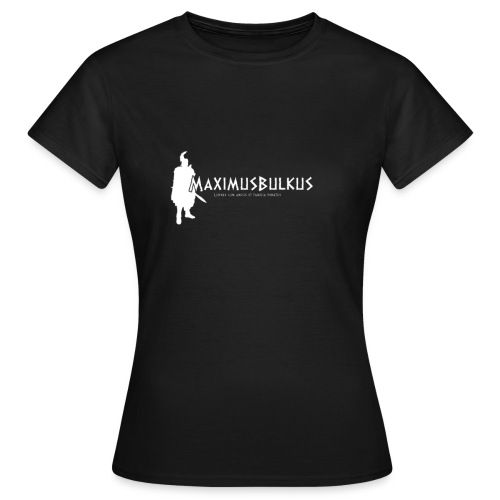 merch image white png - Women's T-Shirt