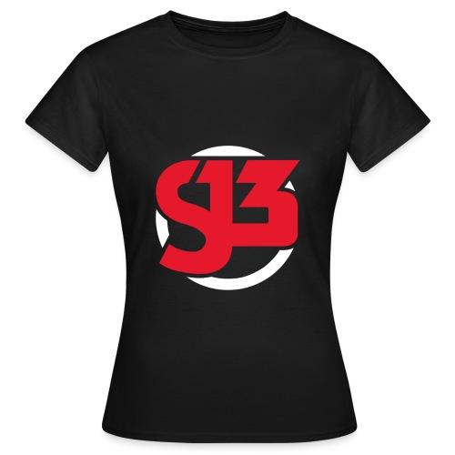 S13RedWhite png - Women's T-Shirt