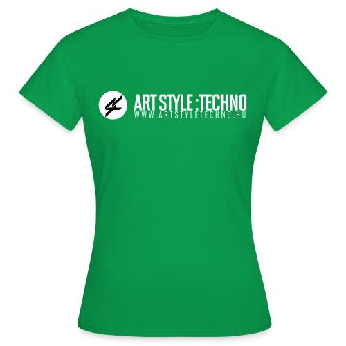 AST 2015 png - Women's T-Shirt