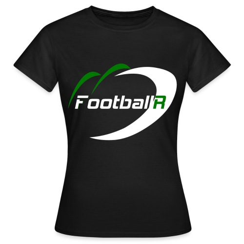 FootballR White - Frauen T-Shirt