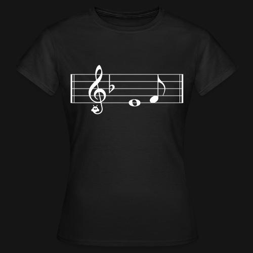 f shirt - Frauen T-Shirt