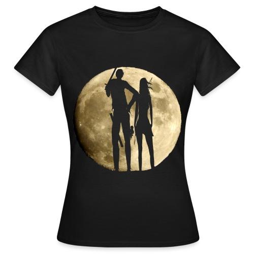 der suchende2 - Frauen T-Shirt