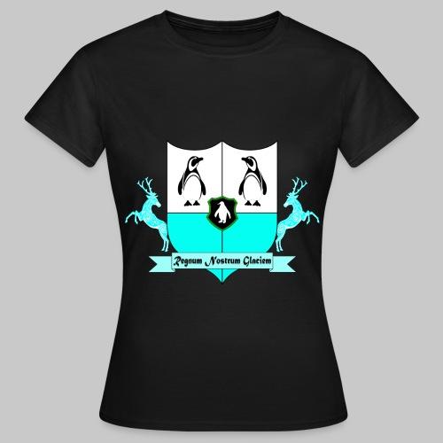 Antarticum Royal Crest - Women's T-Shirt
