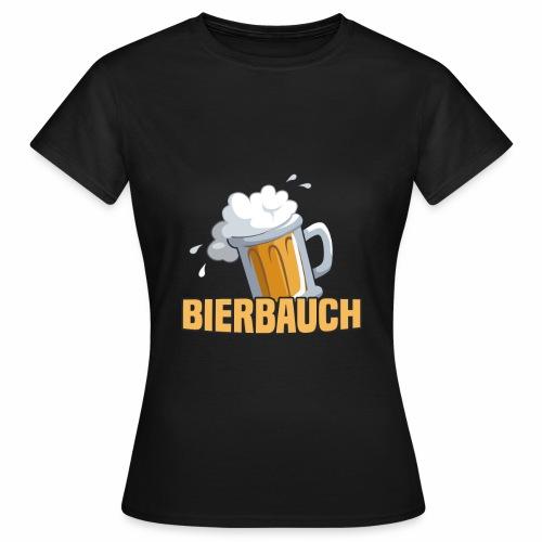 Bierbauch - Frauen T-Shirt