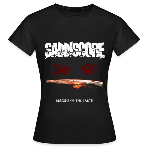 Demons Of The Earth - Frauen T-Shirt