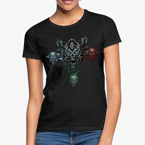 Marque de la mort - T-shirt Femme