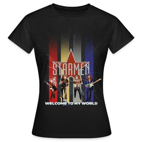 Starmen - Colors - Women's T-Shirt