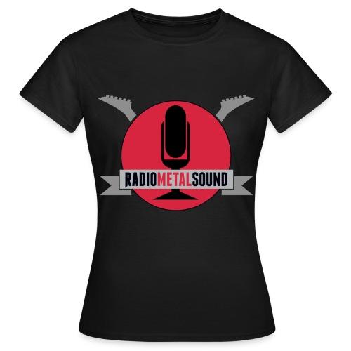 Logo RMS - T-shirt Femme