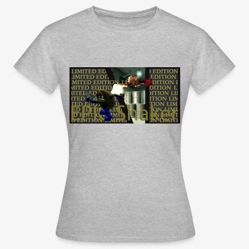 EPIC SHAKER Limited Edition - T-skjorte for kvinner