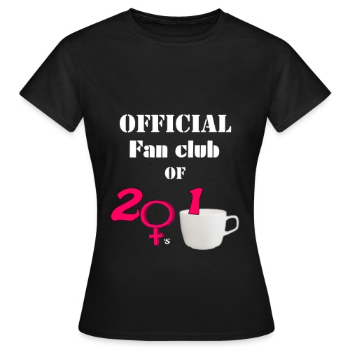 2Girls1Cup valk - Naisten t-paita