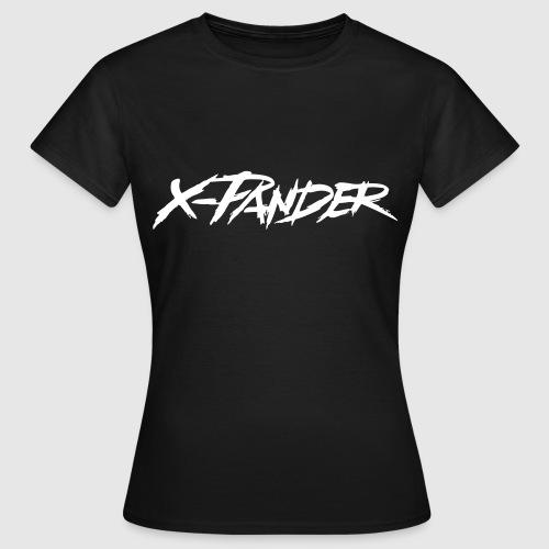 X-Pander Logo - Women's T-Shirt