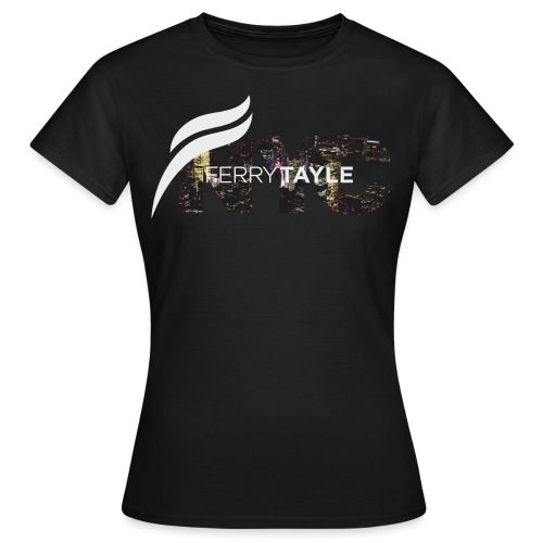 NYC Ferry Tayle Sweet Women - Women's T-Shirt