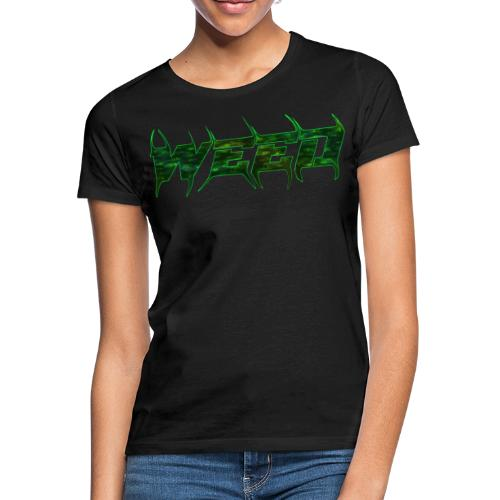 Weed MD Flash - Camiseta mujer