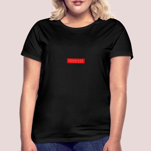 CREATIVE - Camiseta mujer