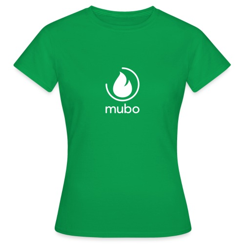 mubo logo - Women's T-Shirt
