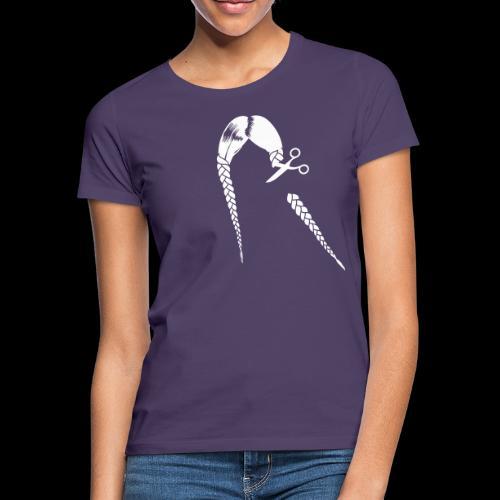 Greta FFF Fridays for future & Fridays for Hubraum - Frauen T-Shirt