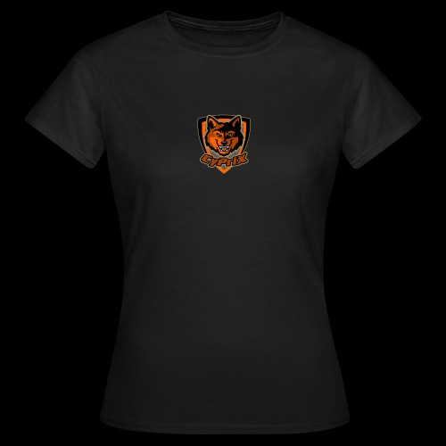 CyPriX Logo - Dame-T-shirt