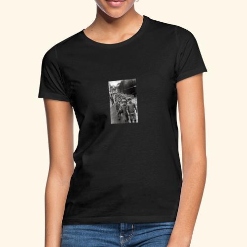 Kids tour - Dame-T-shirt