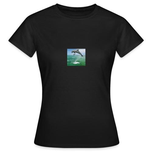 dauphin - T-shirt Femme