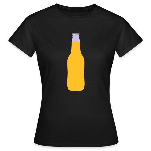 Bierflasche - Frauen T-Shirt