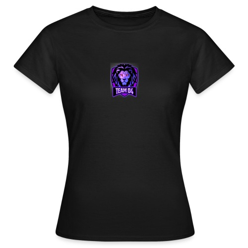 D4 Logo - Frauen T-Shirt
