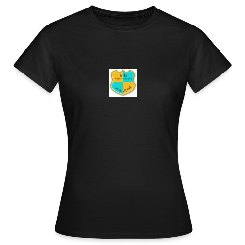 STG Vienna Kickers Logo - Frauen T-Shirt