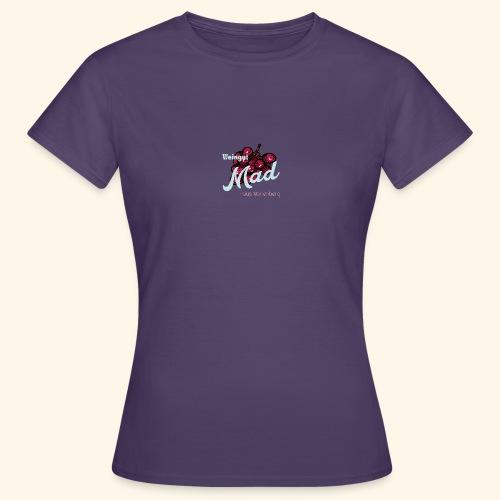 Rote Traube - Frauen T-Shirt