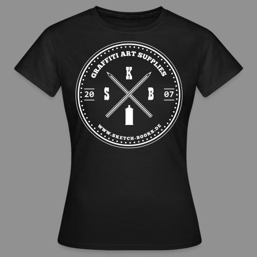 Sketch Books Logo - Frauen T-Shirt