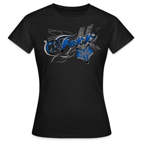 Grunge Shirt Foxx - Women's T-Shirt