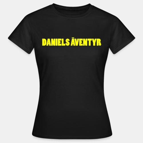 Daniels Äventyr - T-shirt dam