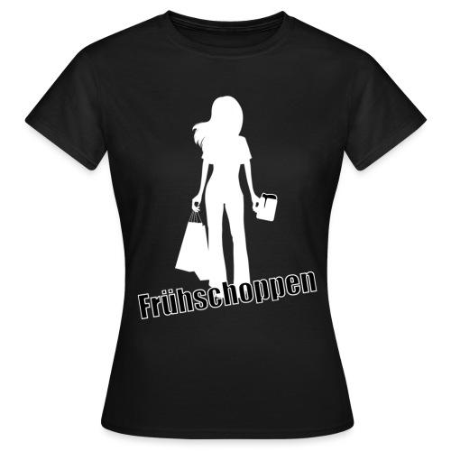 FrühschoppenInverted - Frauen T-Shirt