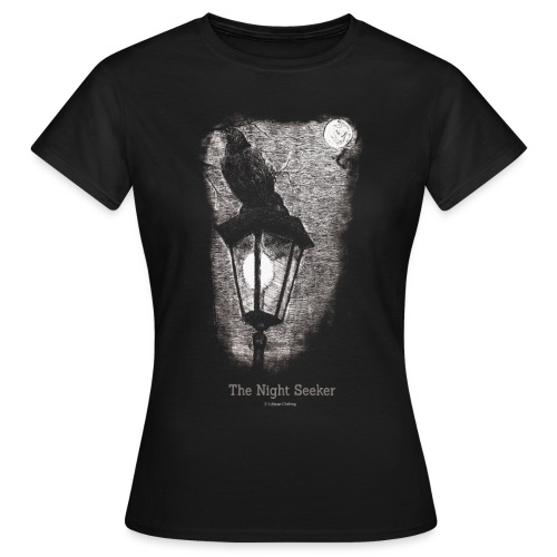 Night Seeker - Maglietta da donna