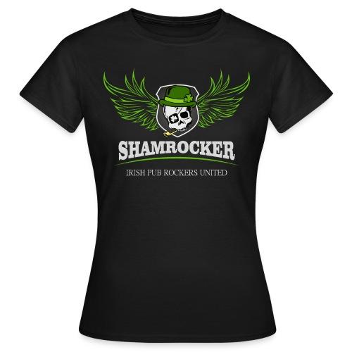 Shamrocker Flügel - Frauen T-Shirt