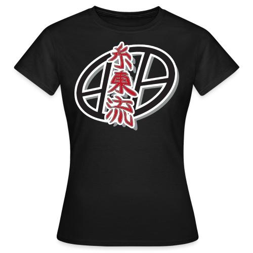 Shito ryu Kanji - T-shirt Femme