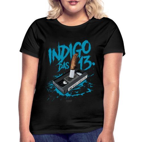 IFXIII - INDIGO filmfest 13 - VHS - Frauen T-Shirt