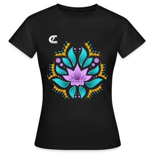 Flower.png - Women's T-Shirt